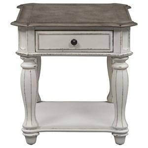 Liberty Furniture Magnolia Manor 244 Ot1031 Tv Console