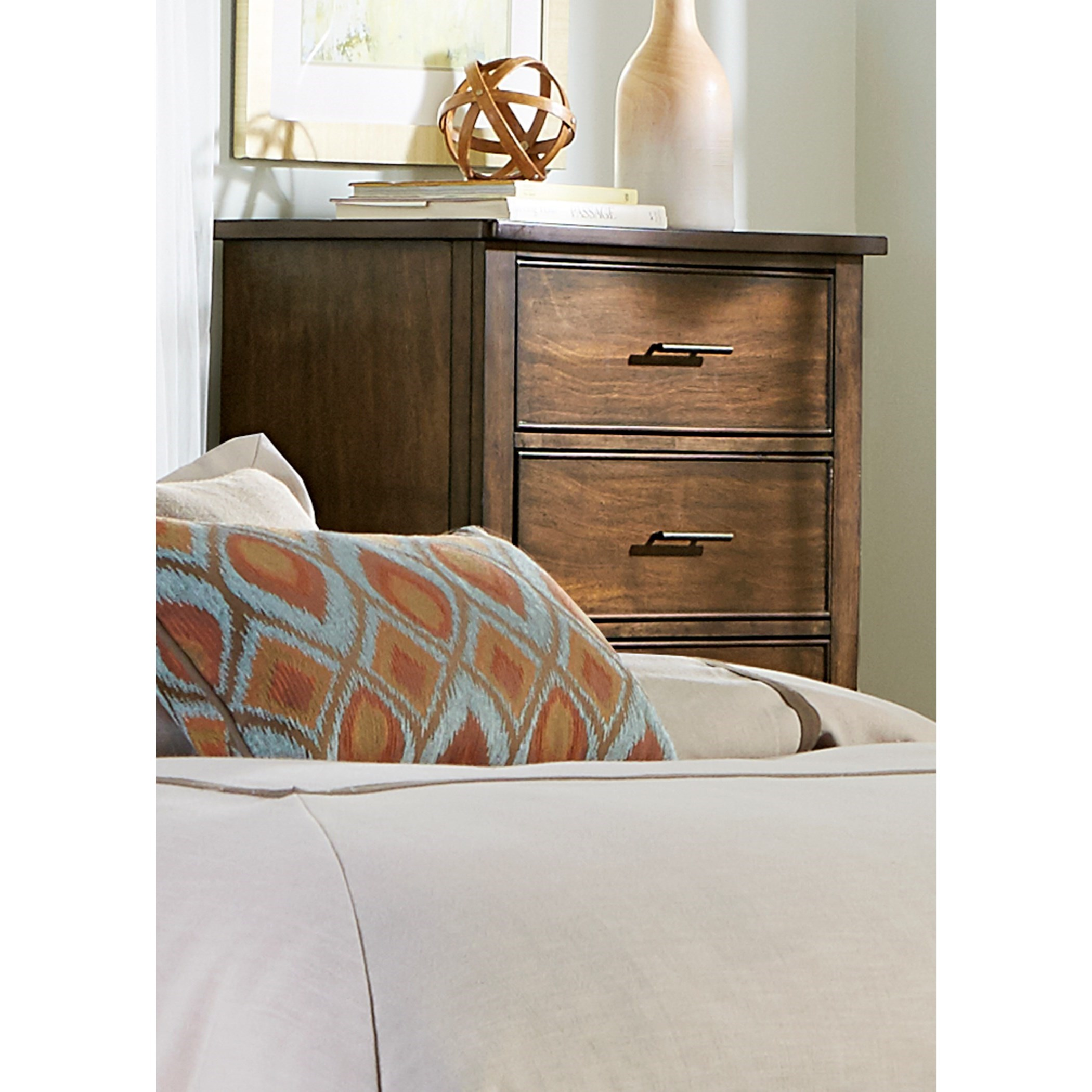 Liberty Furniture Mill Creek 458 458 Br41 Chest With Five