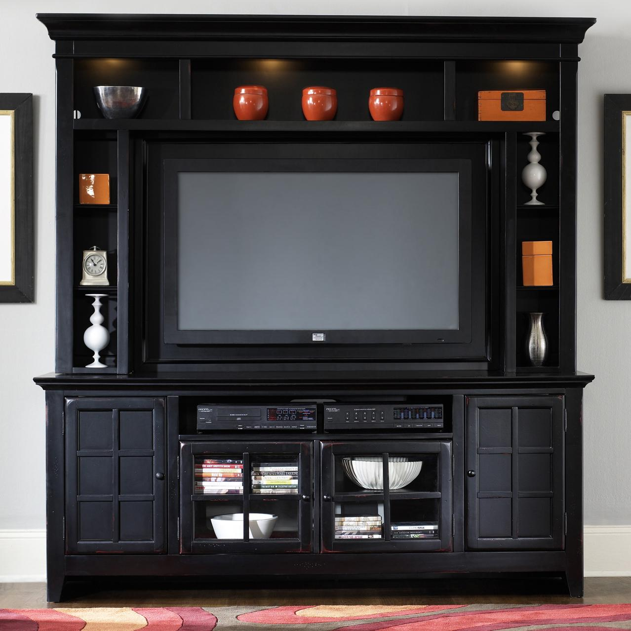 Liberty Furniture New Generation Painted Entertainment