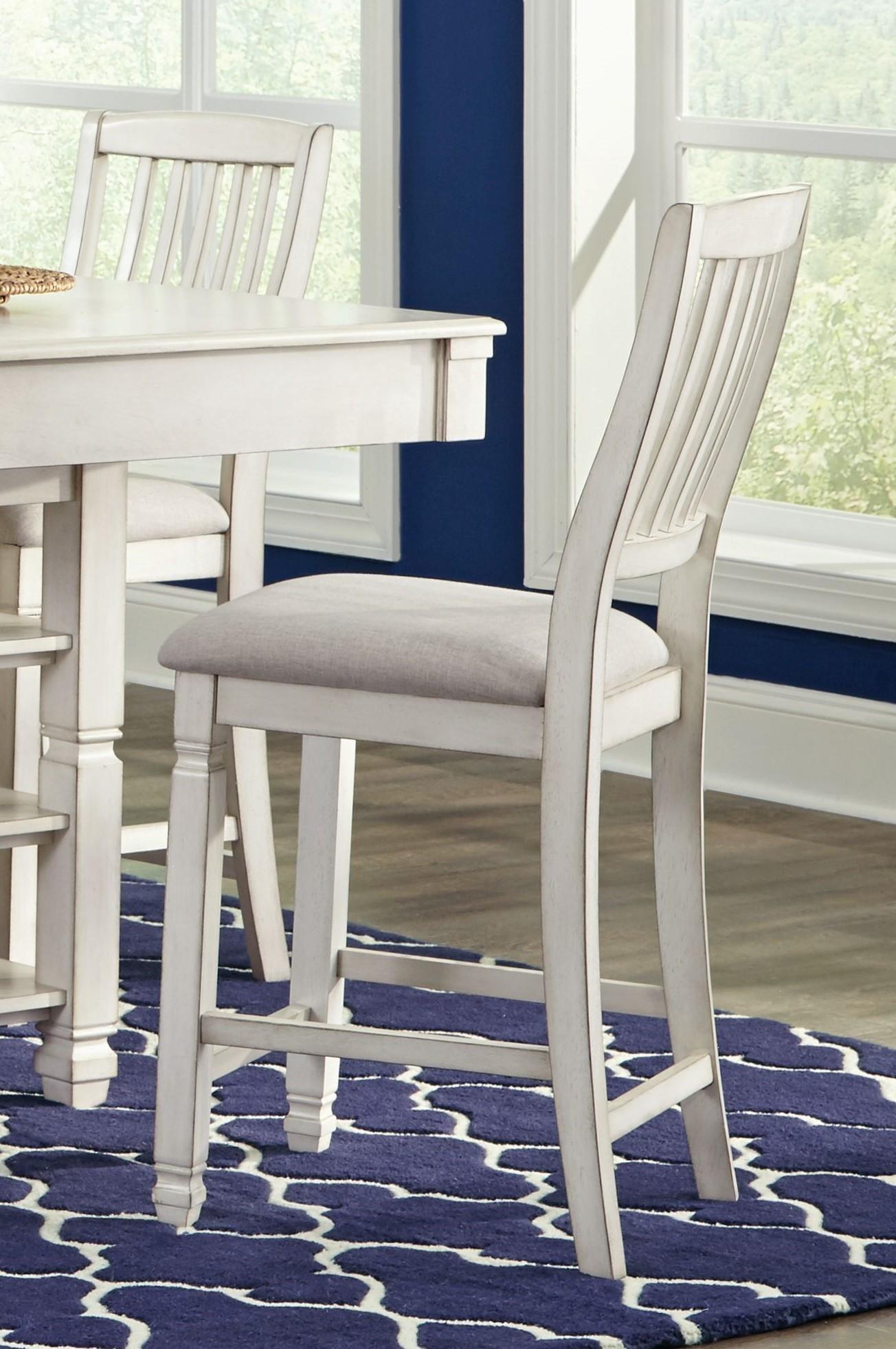 Lifestyle C1734p Stool Furniture Fair North Carolina
