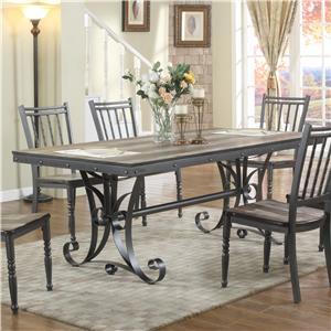 Dining room tables memphis jackson nashville cordova for Dining room tables jackson ms