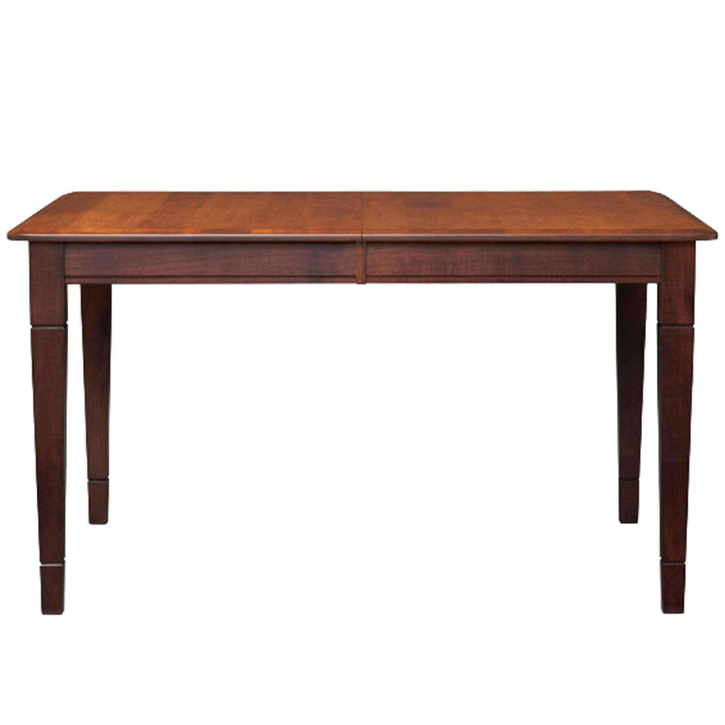 L j gascho furniture anniversary ii dining table with for Dining room tables 0 finance