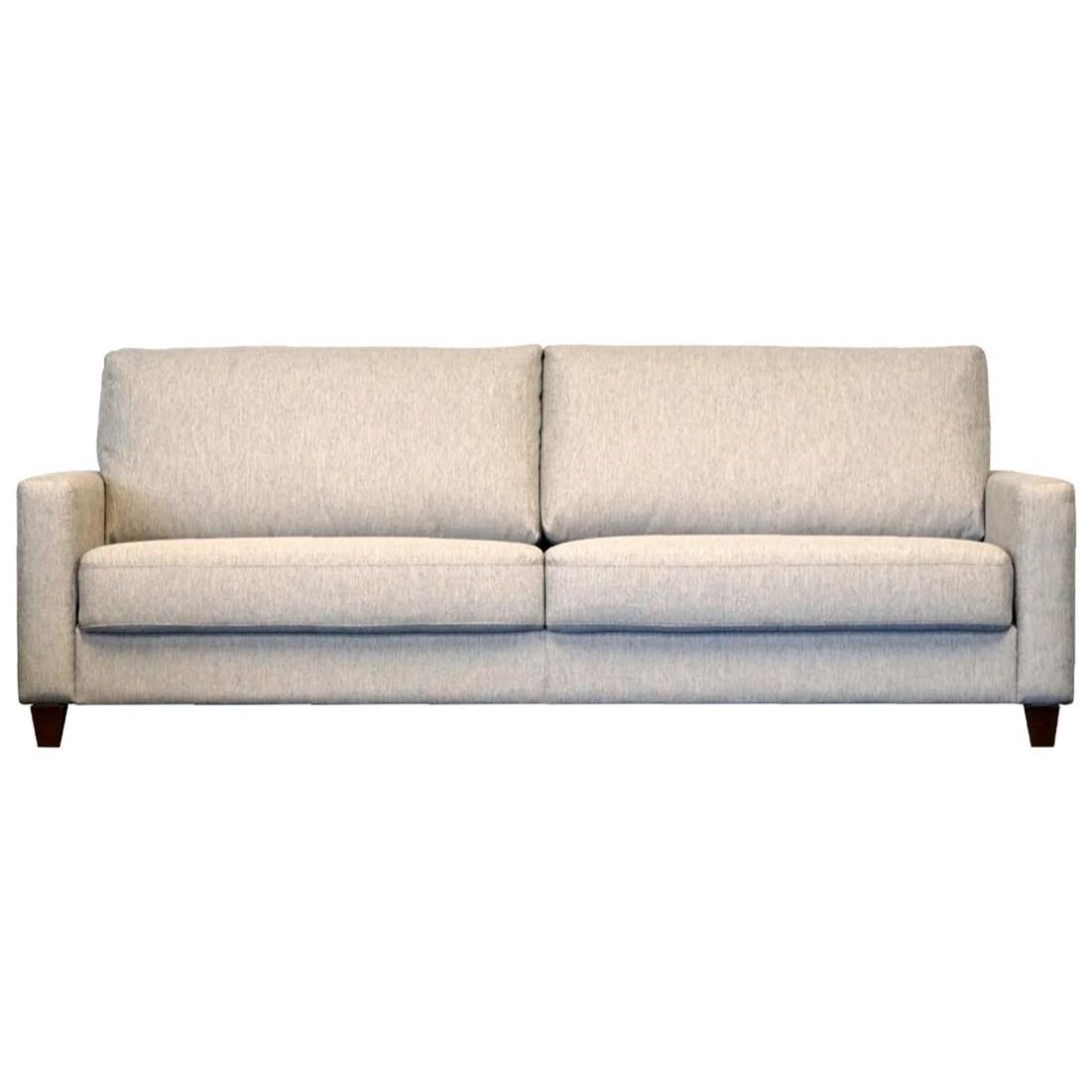 luonto nico nico3m contemporary king size sofa sleeper baer 39 s furniture sleeper sofas. Black Bedroom Furniture Sets. Home Design Ideas