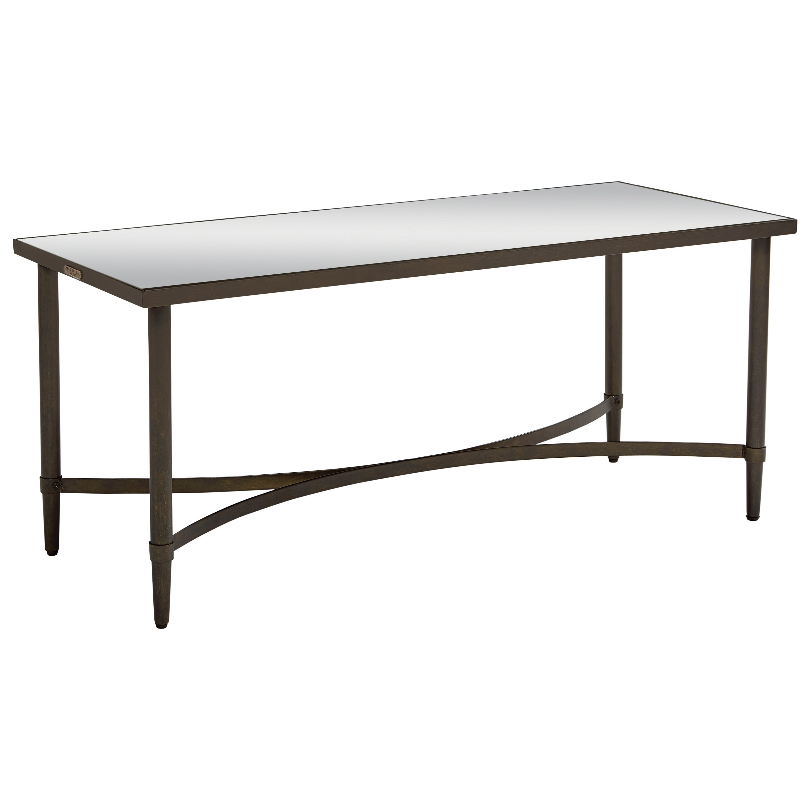 Magnolia home by joanna gaines accent elements coffee for Home furniture coffee tables
