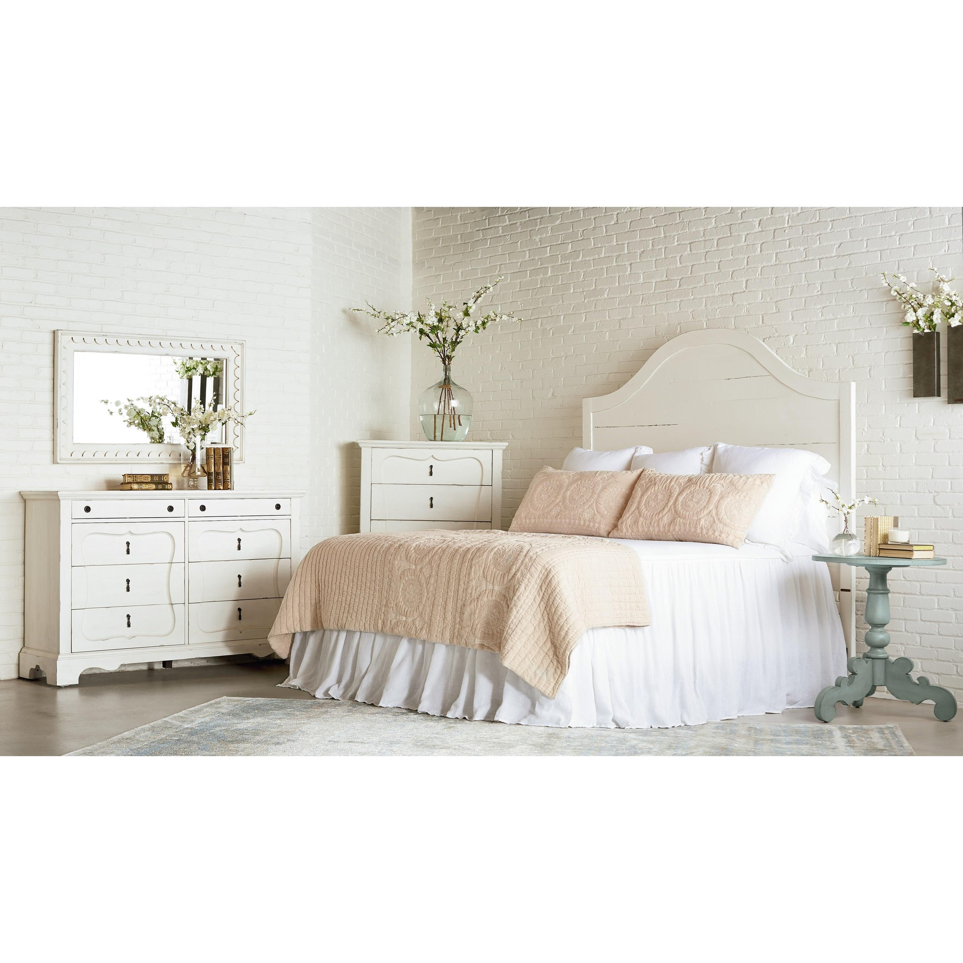 Magnolia Home By Joanna Gaines French Inspired 3070205b Silhouette Five Drawer Chest Jo 39 S
