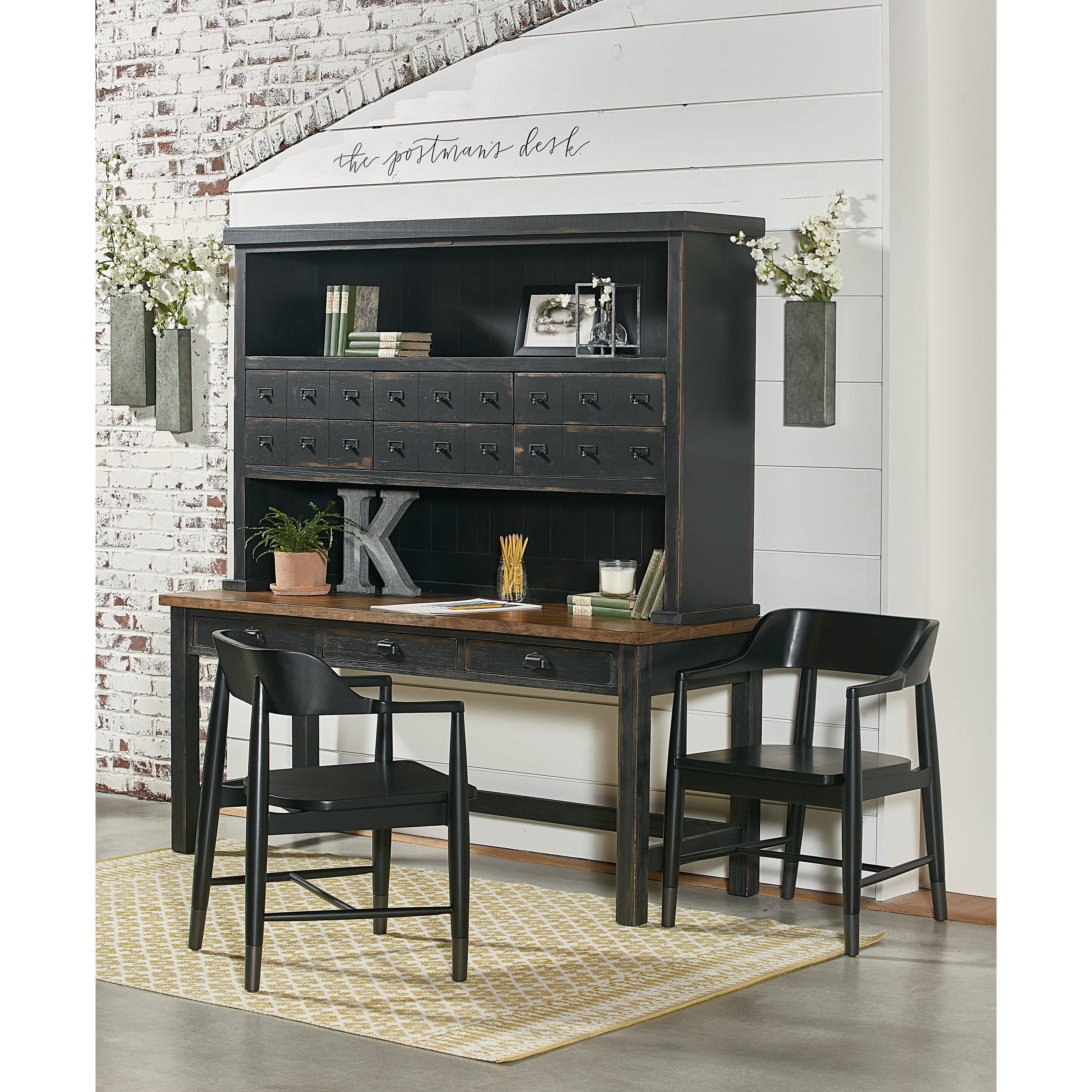 Magnolia Home By Joanna Gaines Industrial Postman S Desk