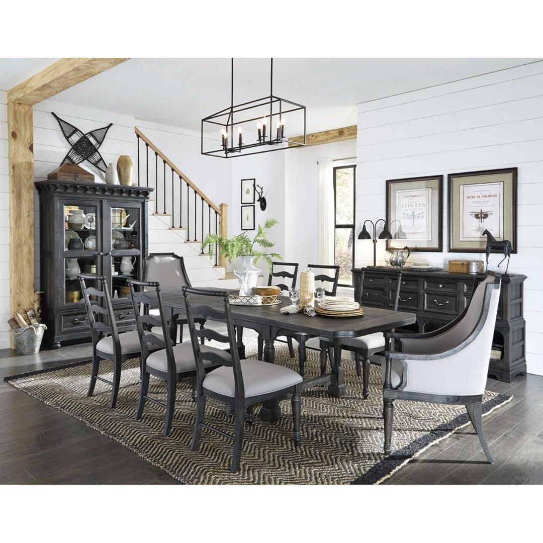 magnussen home bedford corners formal dining room group hudson 39 s furniture formal dining. Black Bedroom Furniture Sets. Home Design Ideas