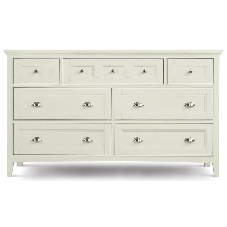 Magnussen Home Kentwood Double Dresser With 7 Drawers And