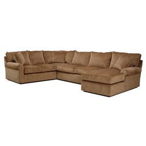 McCreary Modern 0659 Harris Sectional Sofa with Left Arm