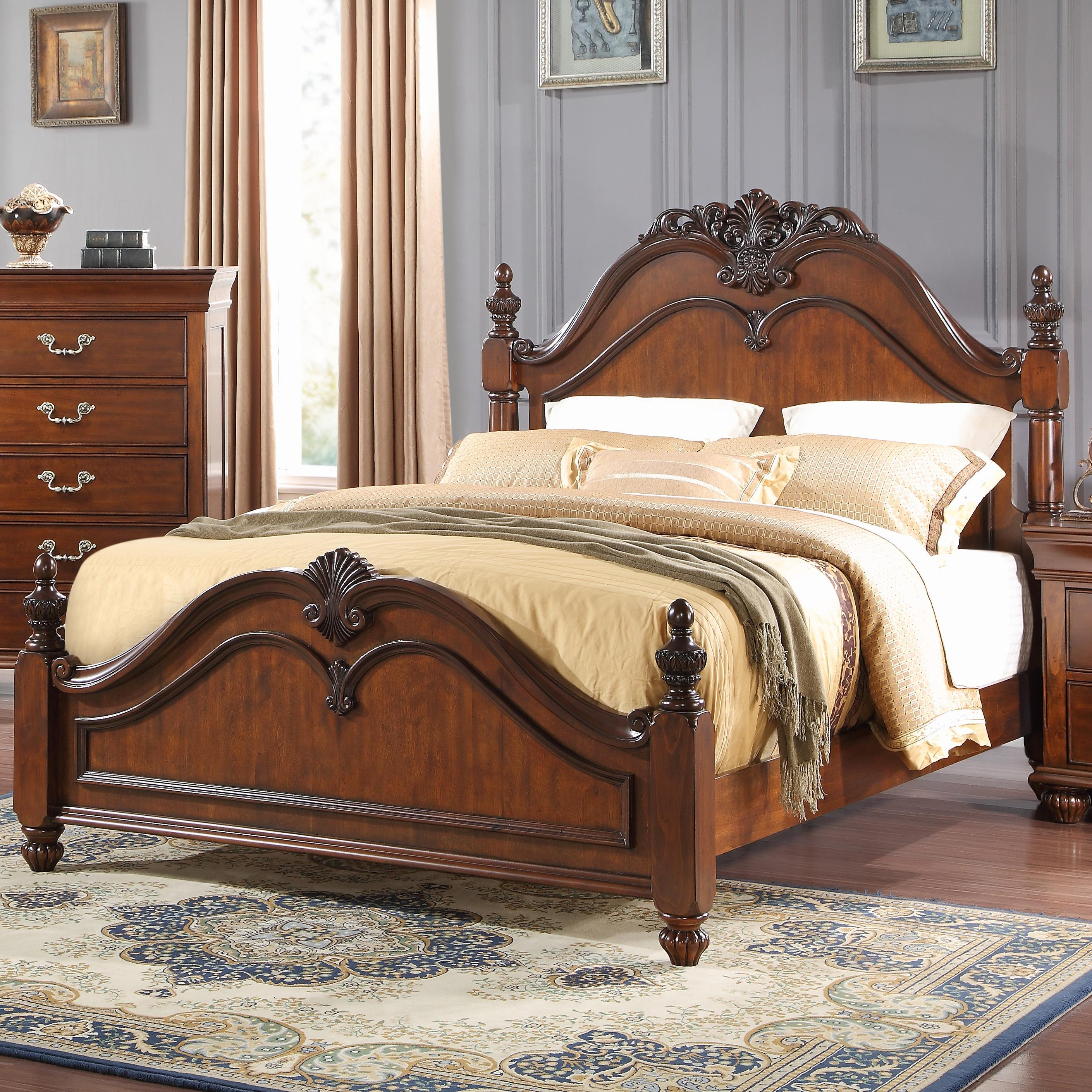 Poster Bed Royal Furniture Poster Bed Memphis Jackson Nashville