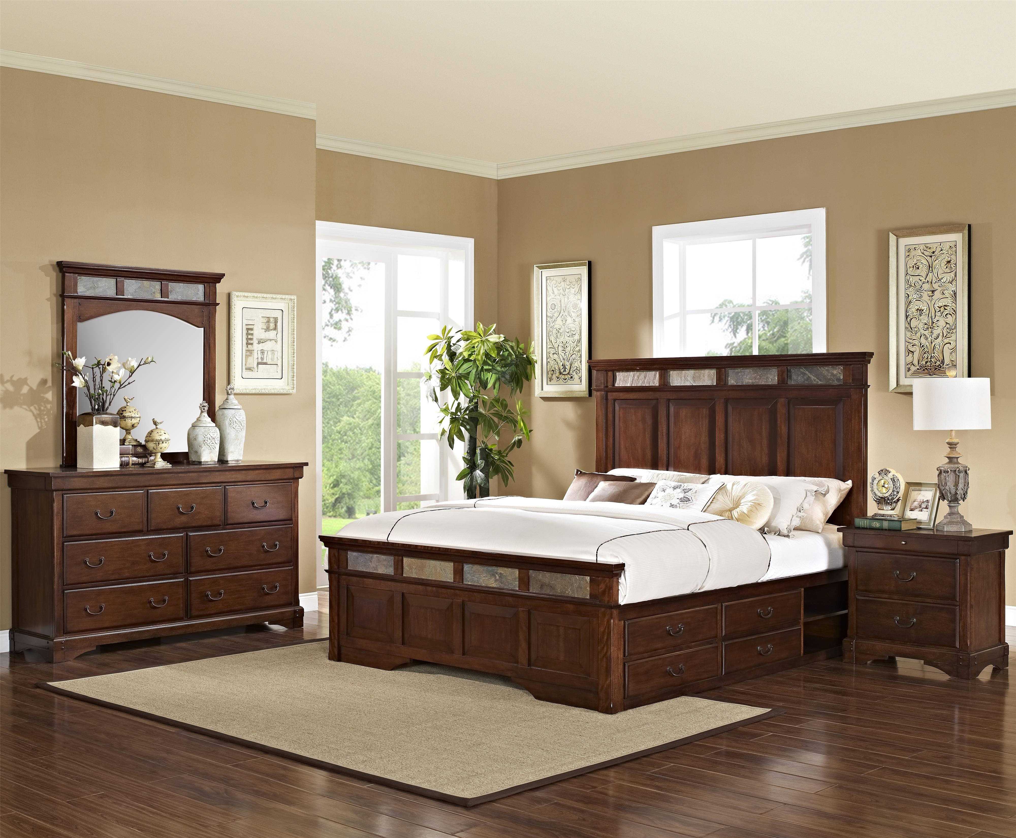 New classic madera seven drawer dresser with hidden for Classic house 2000s