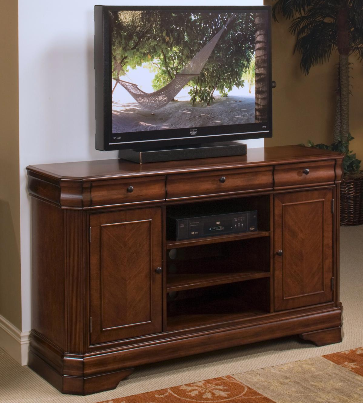 New classic sheridan 10 005 10 tv entertainment console for American furniture warehouse tv stands