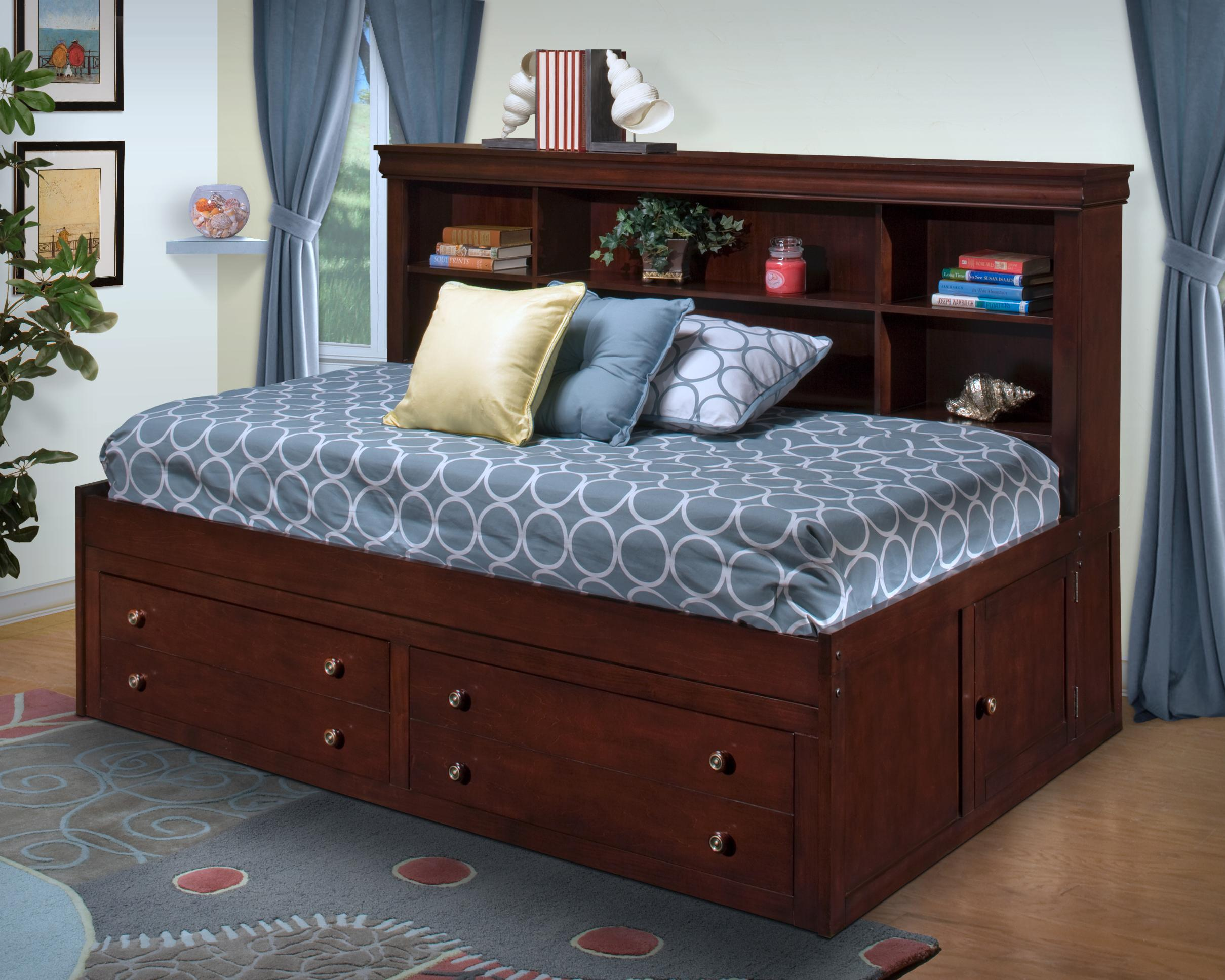 Bed Royal Furniture Captain 39 S Beds Memphis Jackson Nashville
