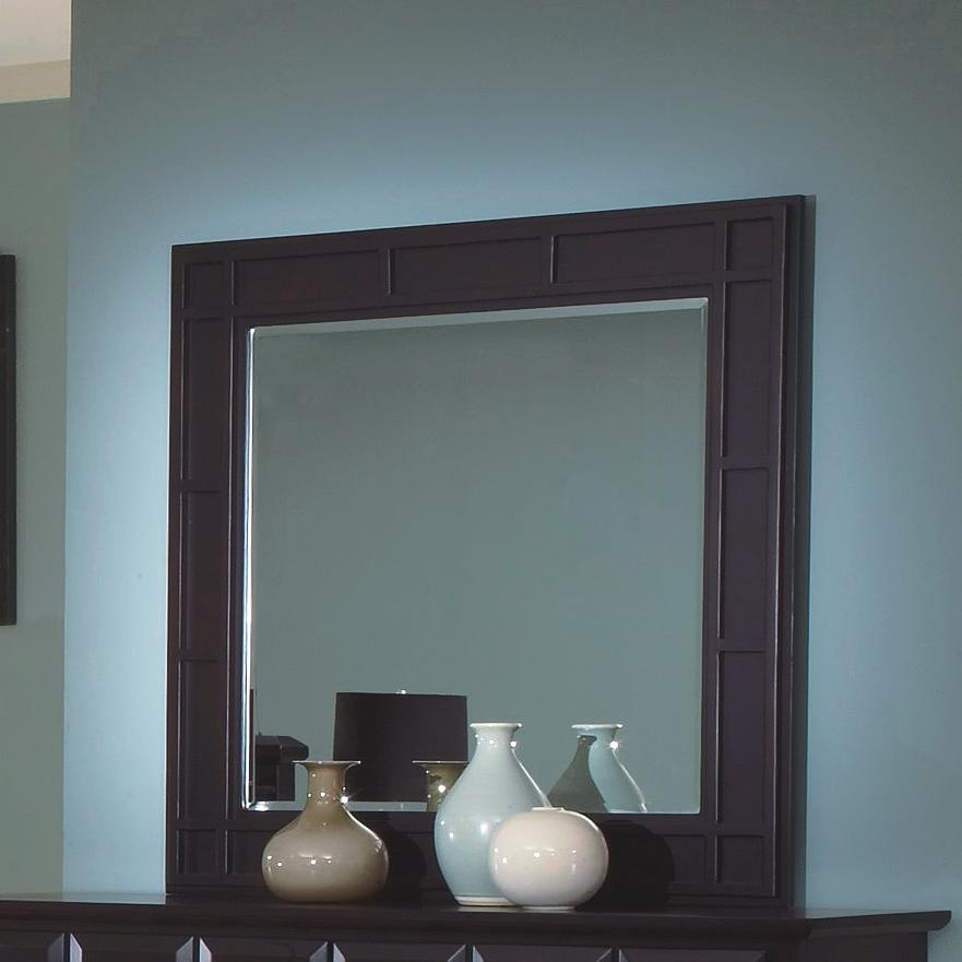 New Classic Arbor Square Landscape Mirror Rife 39 S Home Furniture Dresser Mirror