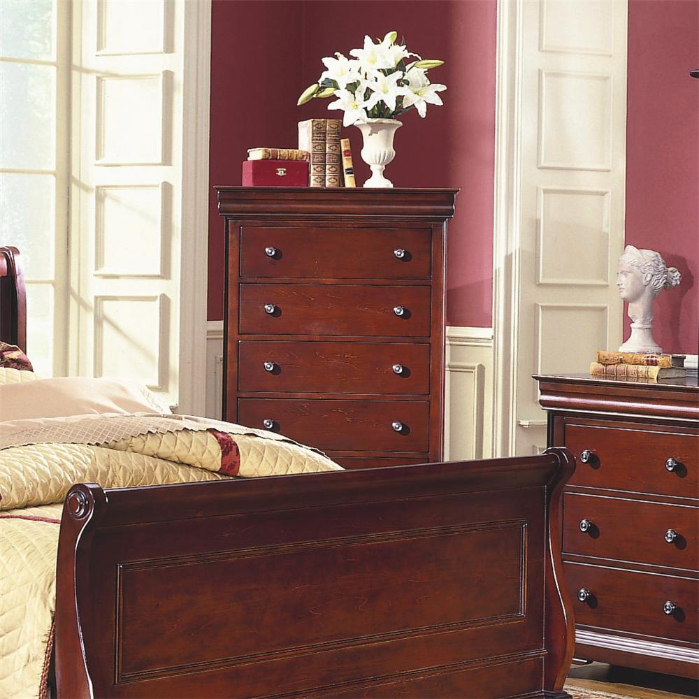 New Classic Versaille Lift Top Chest Miskelly Furniture