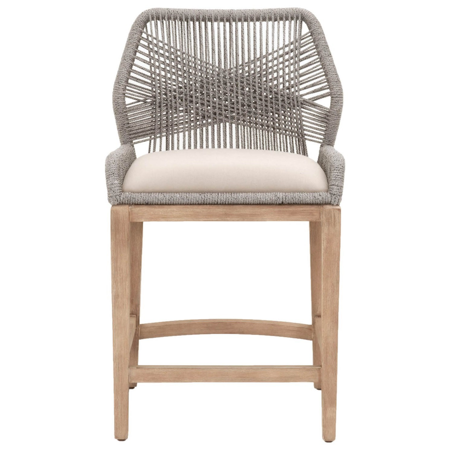 Orient Express Furniture Wicker 6808cs Pla Lgry Loom Rope