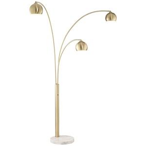 pacific coast lighting floor lamps hexamination bronze floor lamp. Black Bedroom Furniture Sets. Home Design Ideas