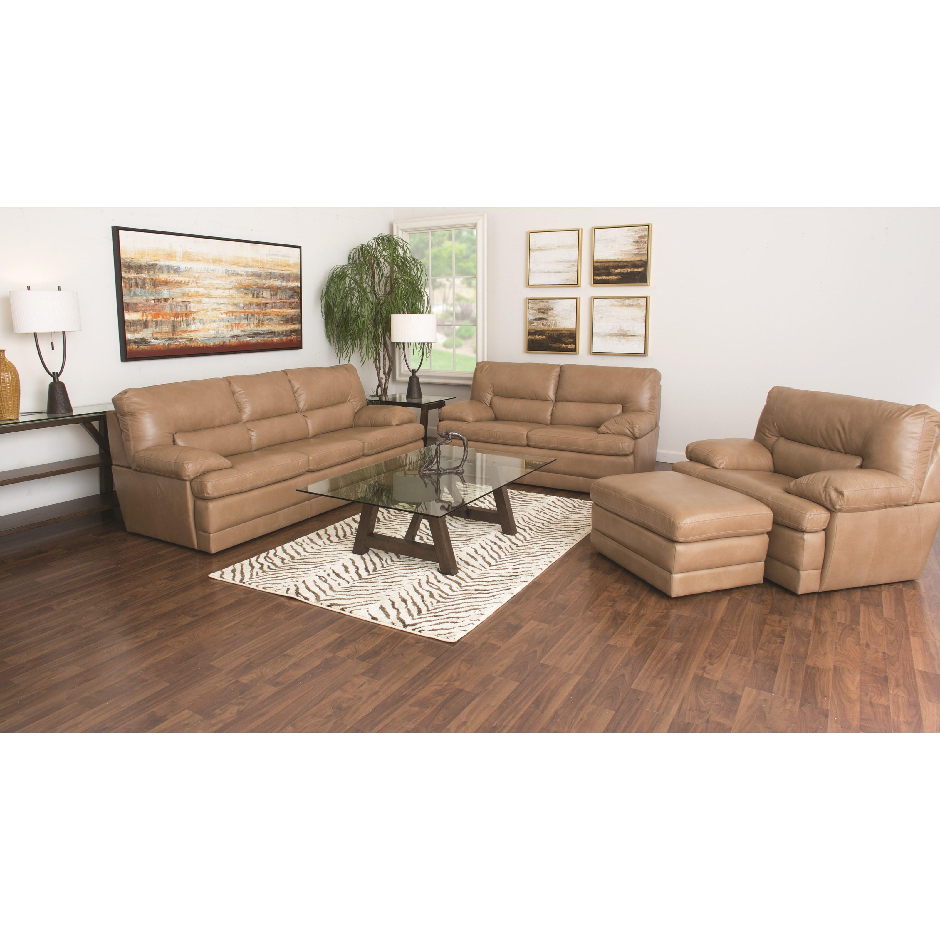 Palliser Northbrook Stationary Living Room Group Olinde