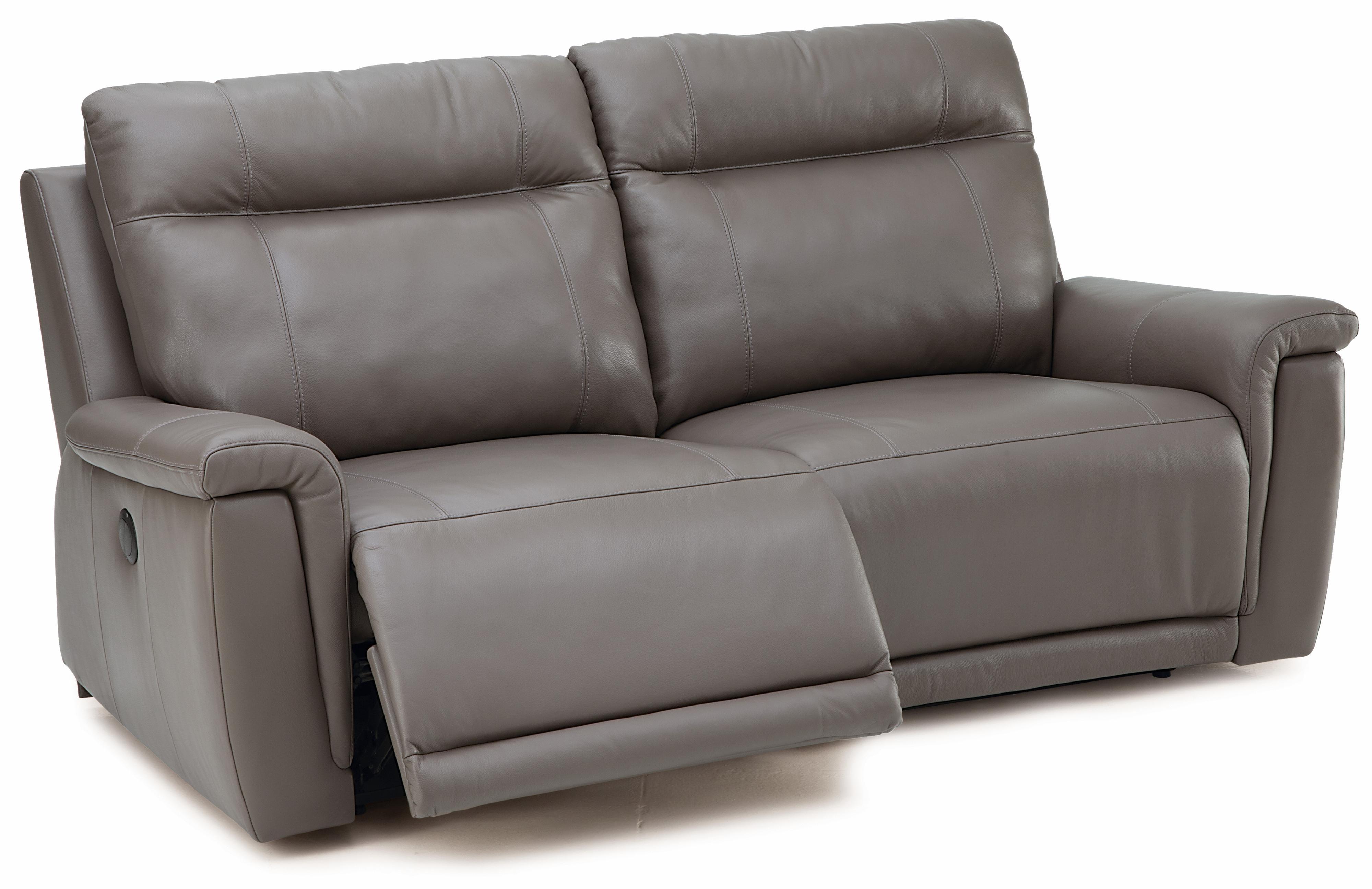 Palliser Westpoint 41121 5p Leather Power Sofa W Footrest