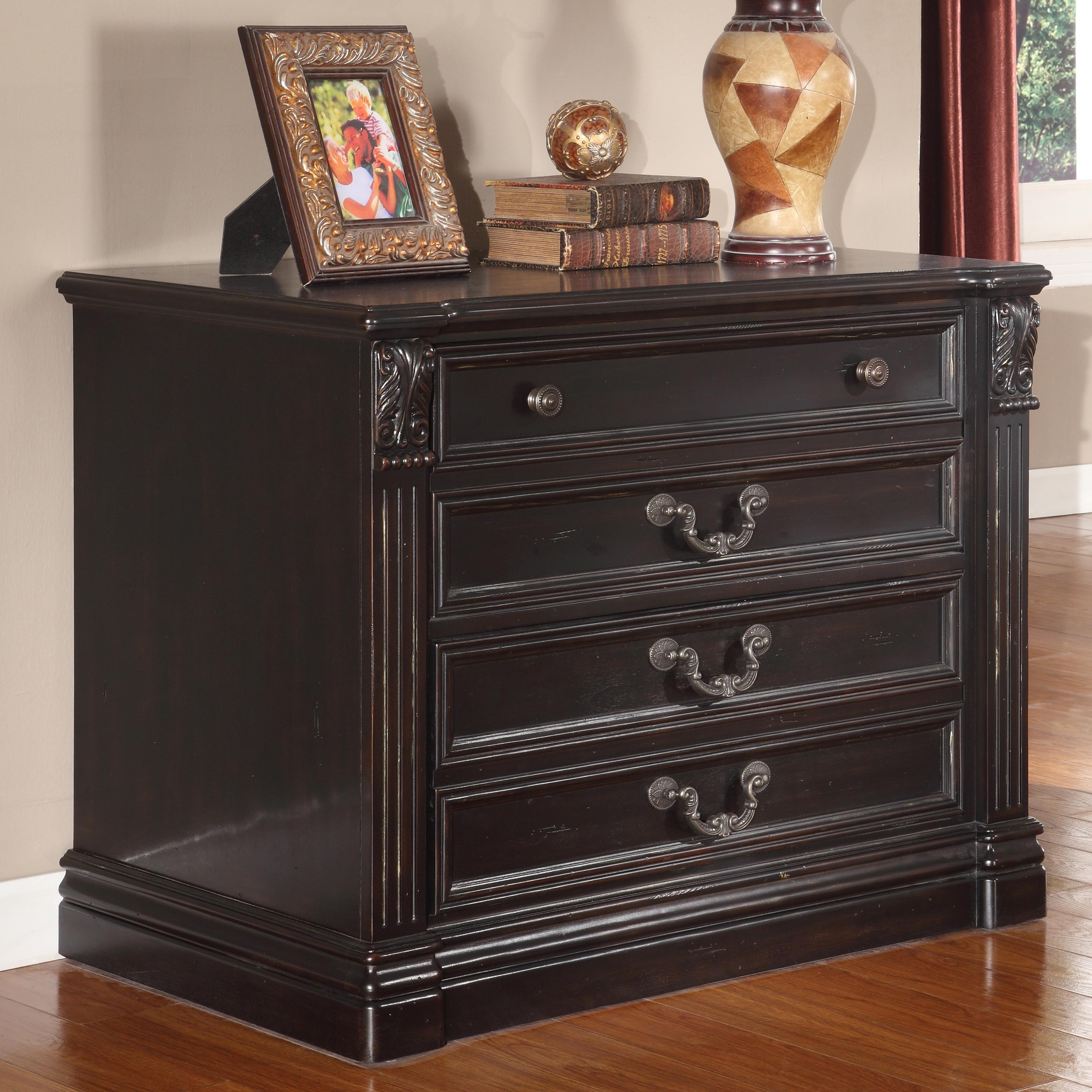 Parker house palazzo traditional lateral file wayside for Wayside furniture