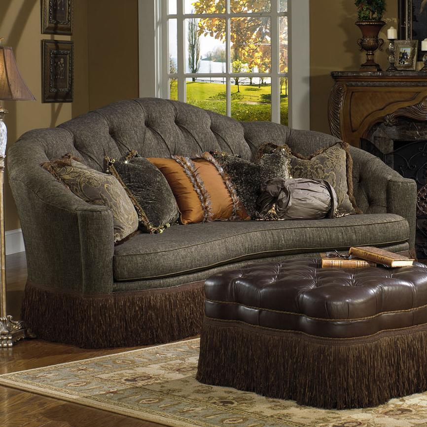Kidney shaped sofa with fringe sofa menzilperde net for Affordable furniture west st paul