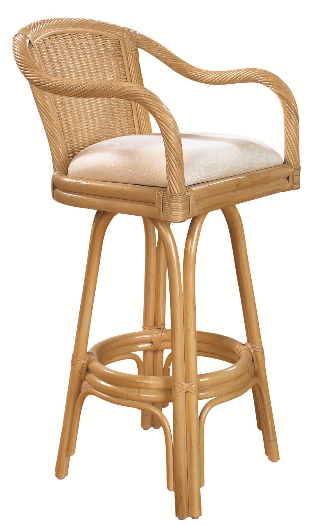 Pelican Reef Bar Stools Pr 24 Counter Stool With Uphostered Seat Jacksonville Furniture Mart
