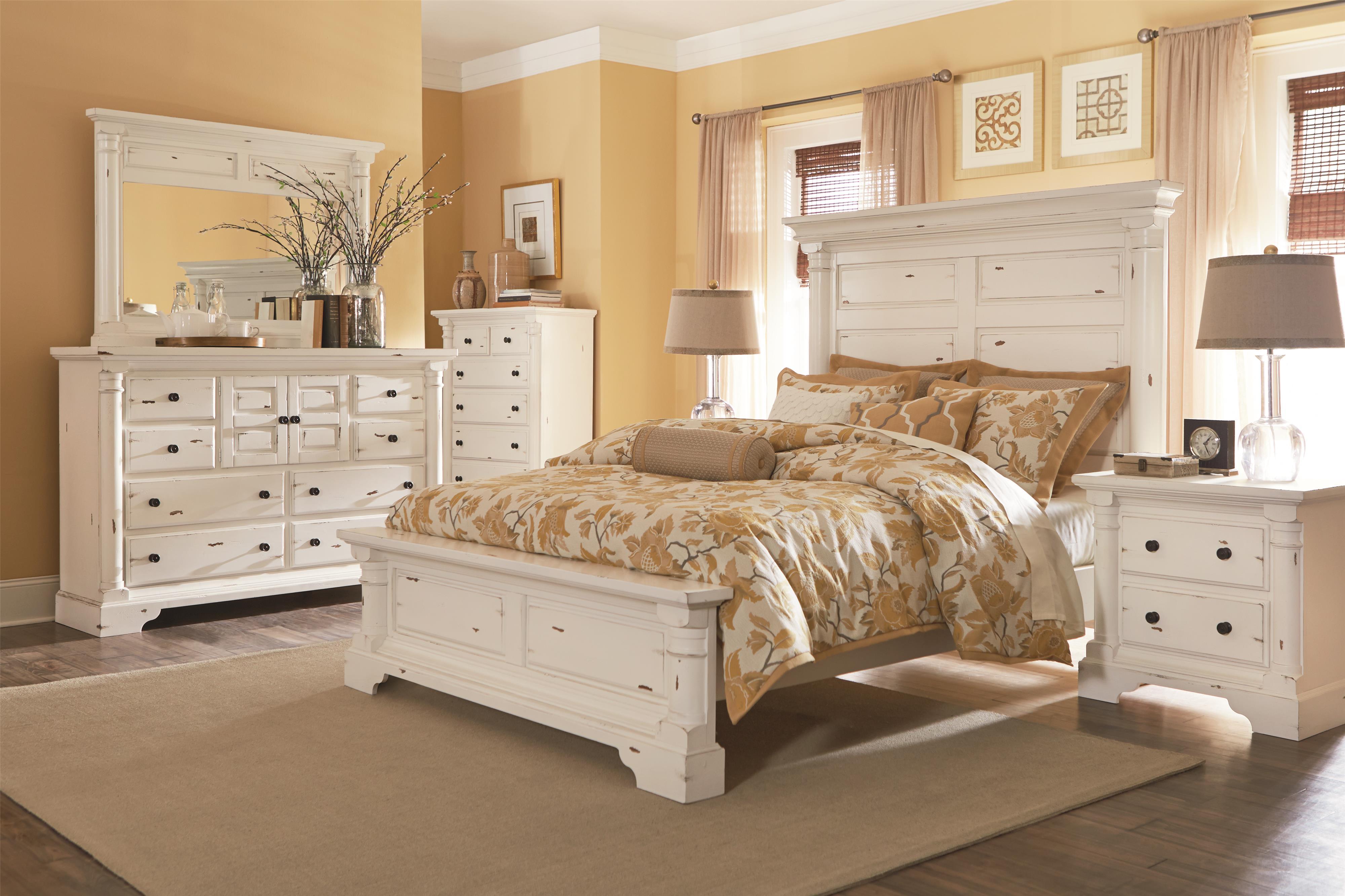 Progressive Furniture Gramercy Park King Bedroom Group Hudson 39 S Furniture Bedroom Groups