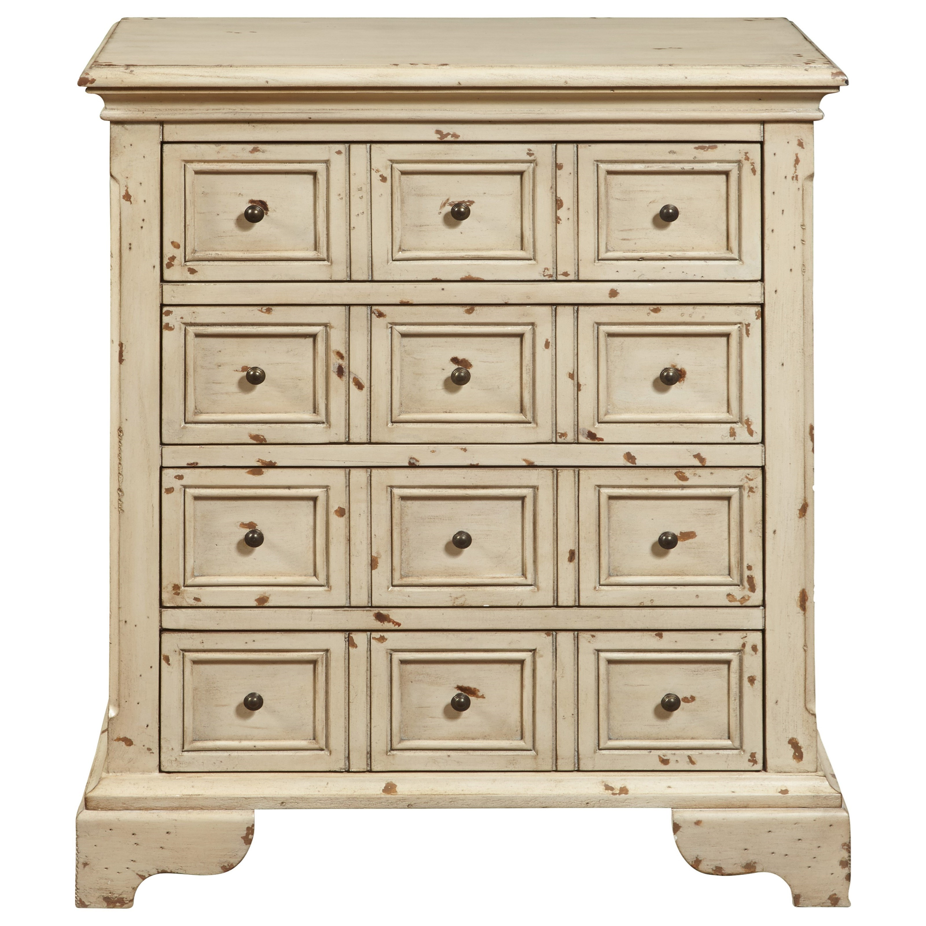 Pulaski Furniture Accents 4 Drawer Accent Chest