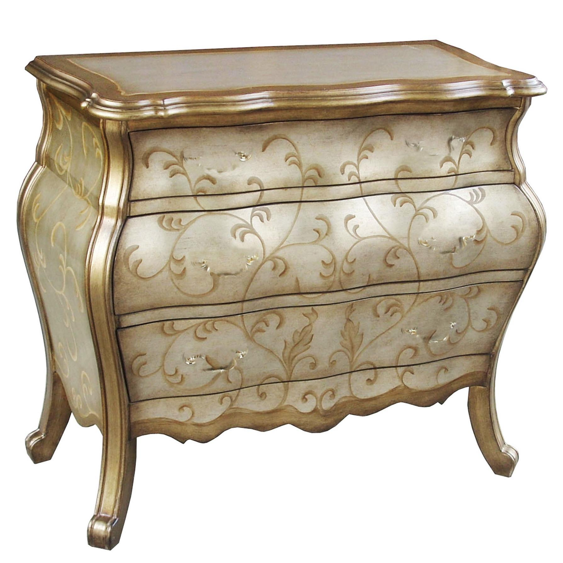 Pulaski furniture accents meryl timeless accent chest for Pulaski furniture