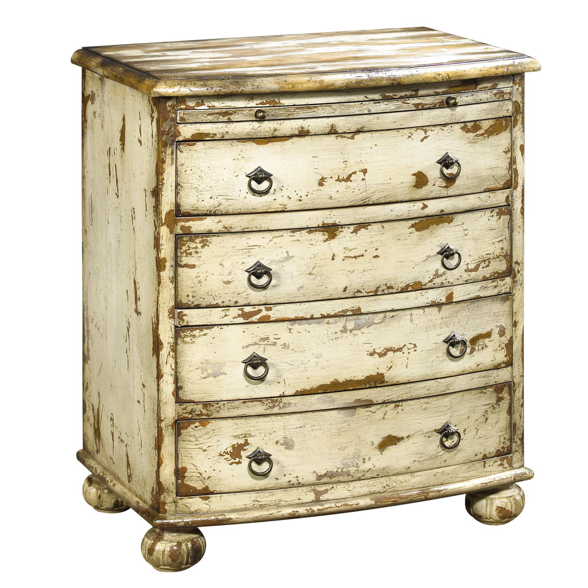 Pulaski Furniture Accents White Washed Colton Accent Chest