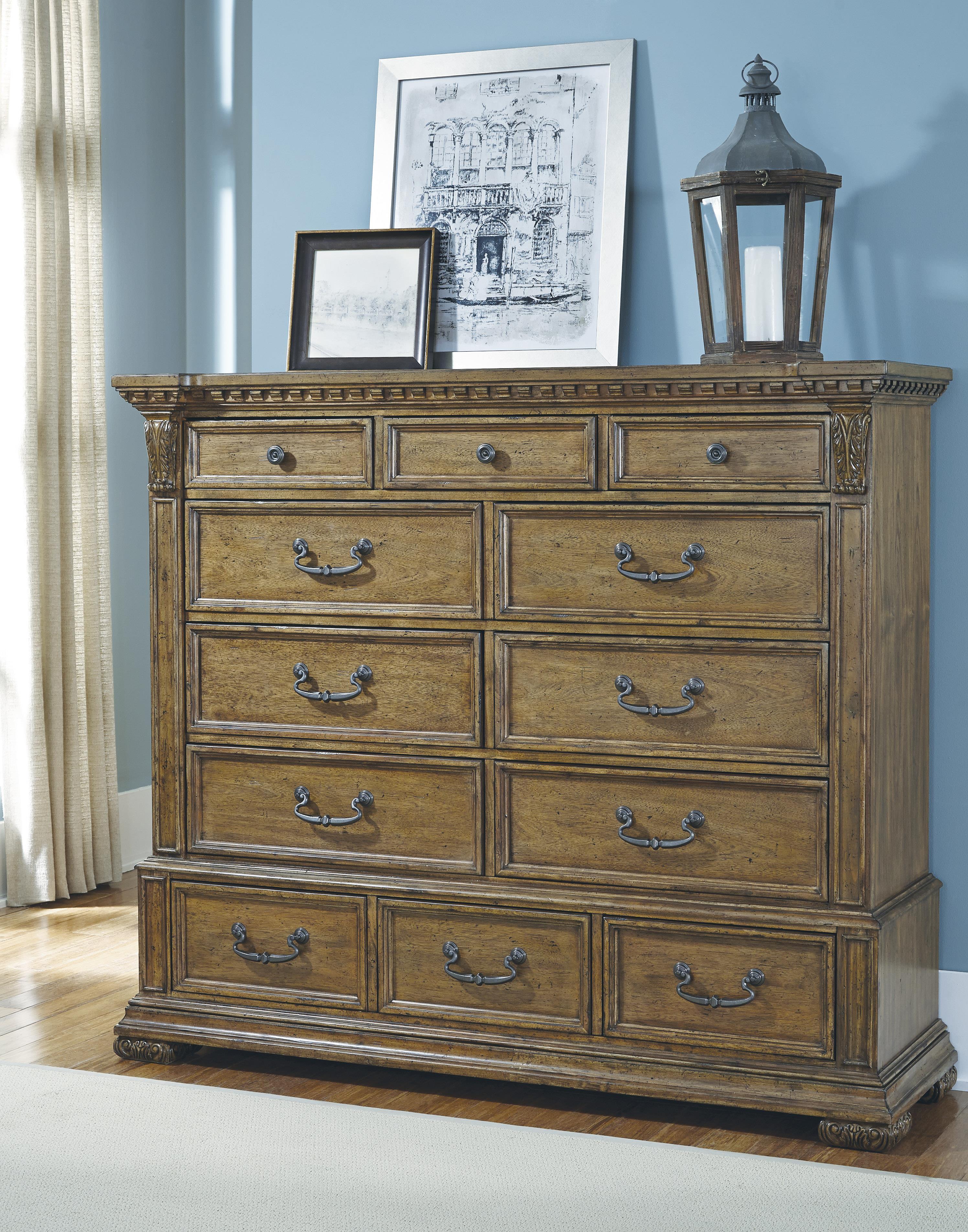 Pulaski Furniture Stratton 12 Drawer Master Chest Jacksonville Furniture Mart Chest Of Drawers