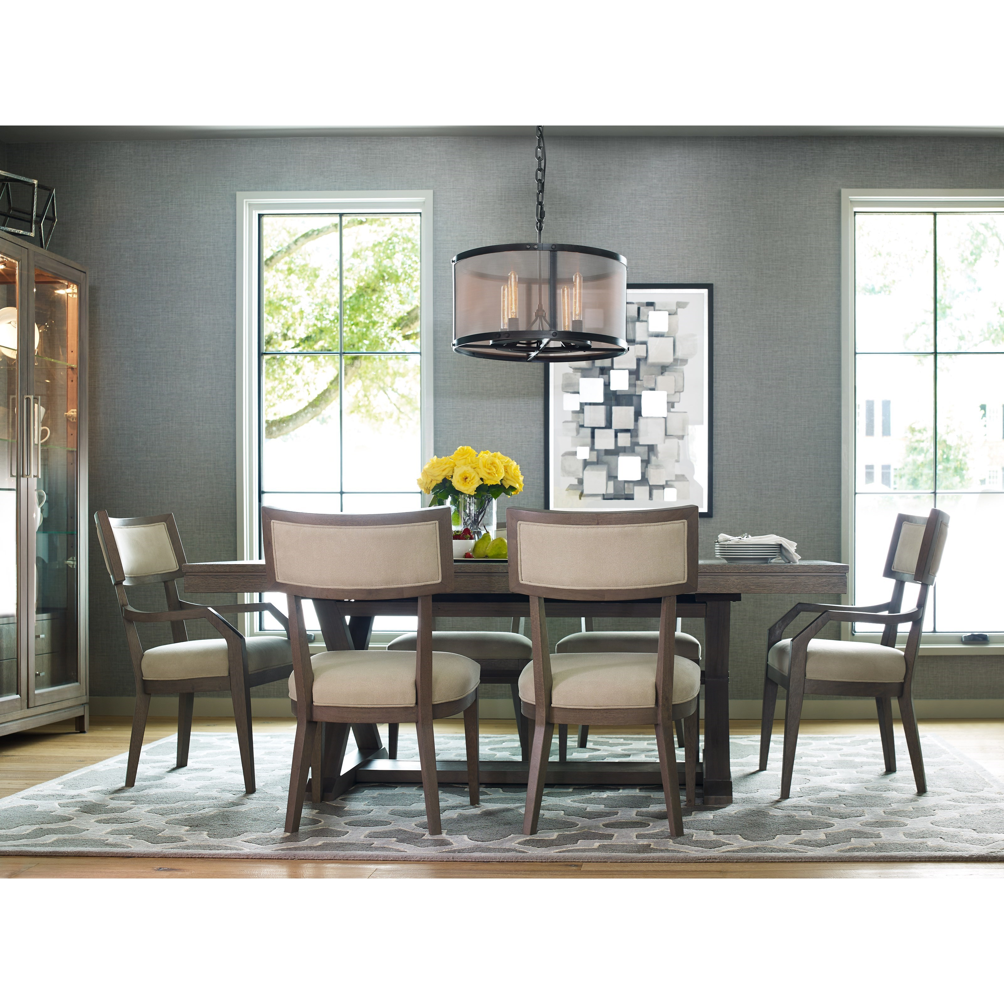 Rachael ray home by legacy classic highline dining room for Legacy classic dining room furniture