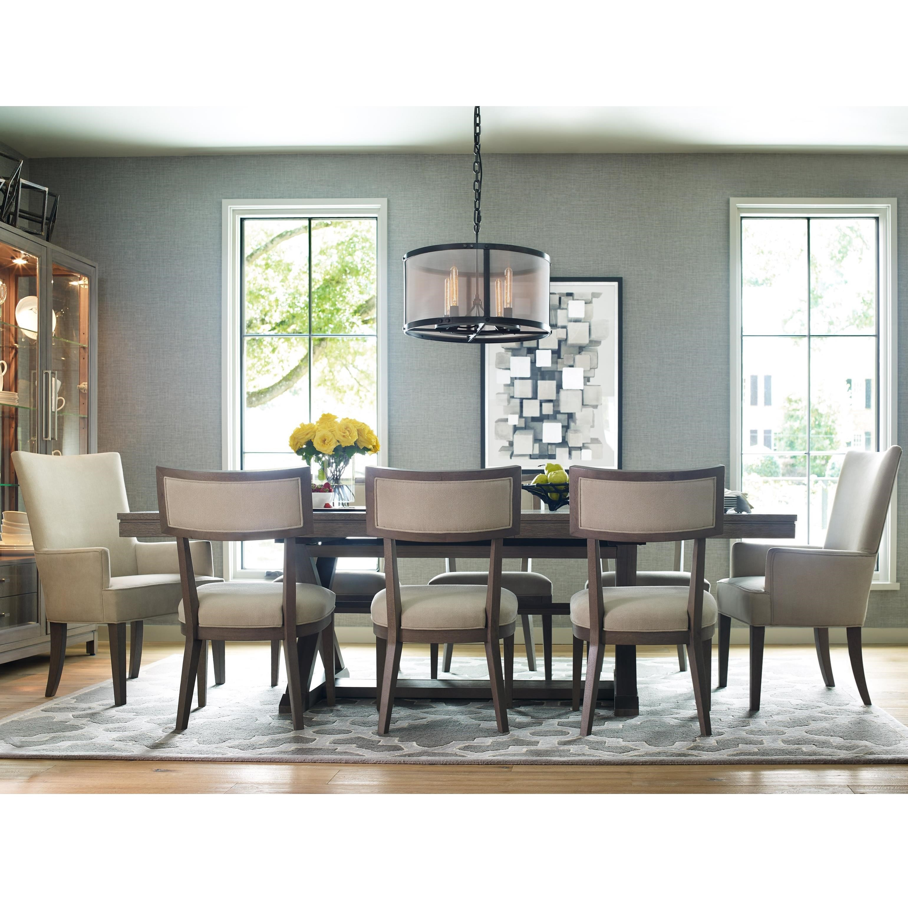 Rachael ray home by legacy classic high line 9 piece for Legacy classic dining room furniture