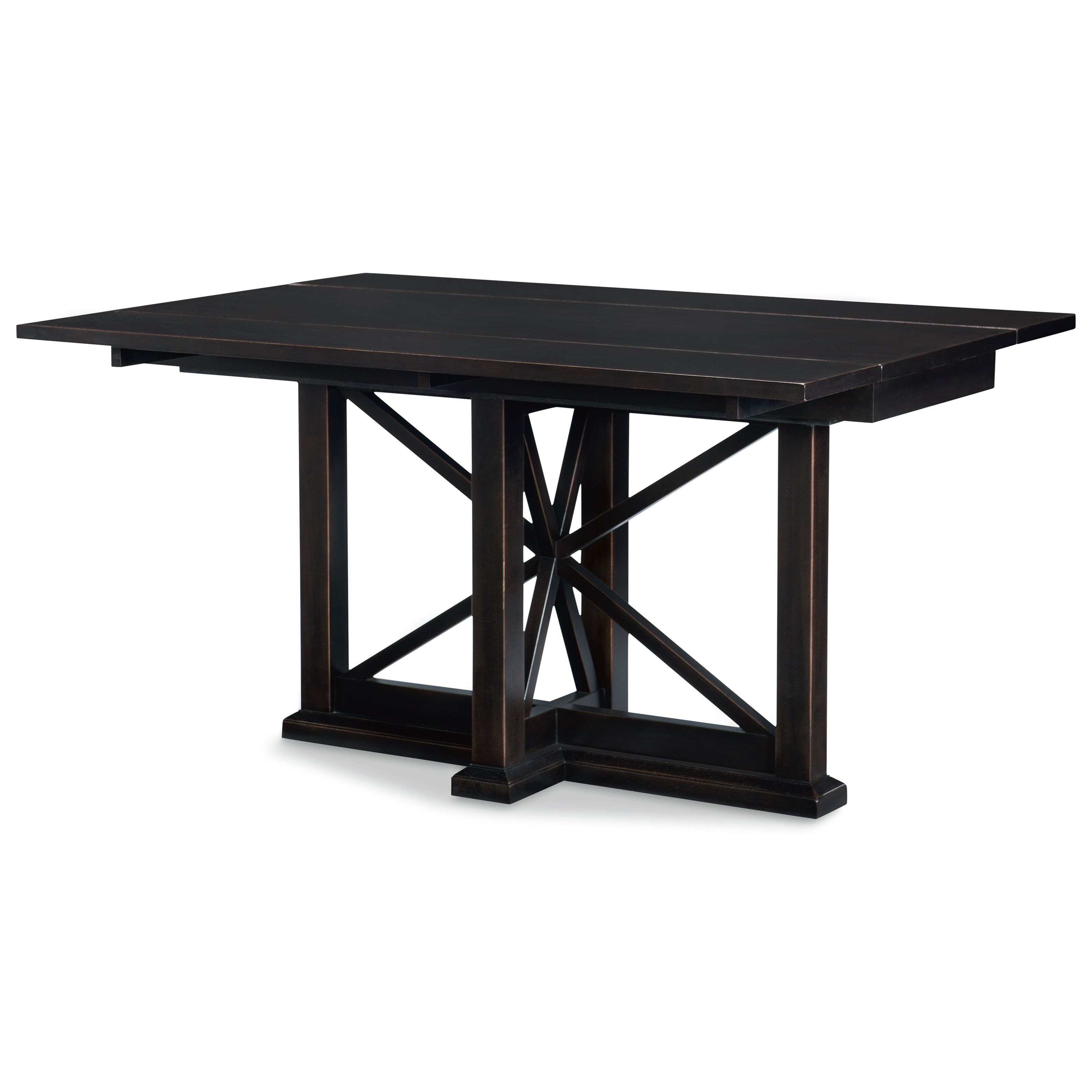 Rachael ray home by legacy classic everyday dining drop for Legacy classic dining table