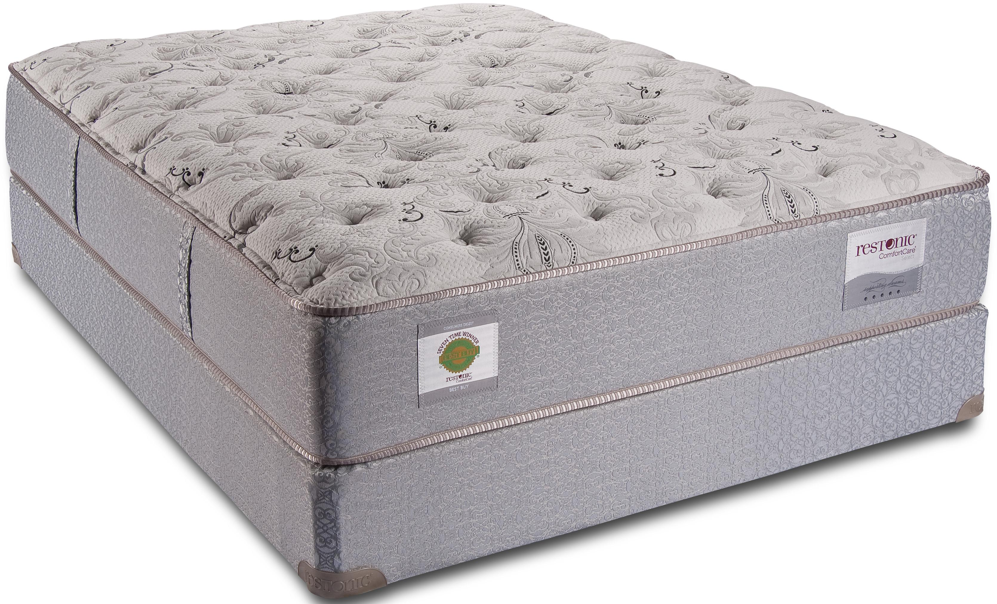 Comfortcare Select Doria King Cushion Firm Mattress By