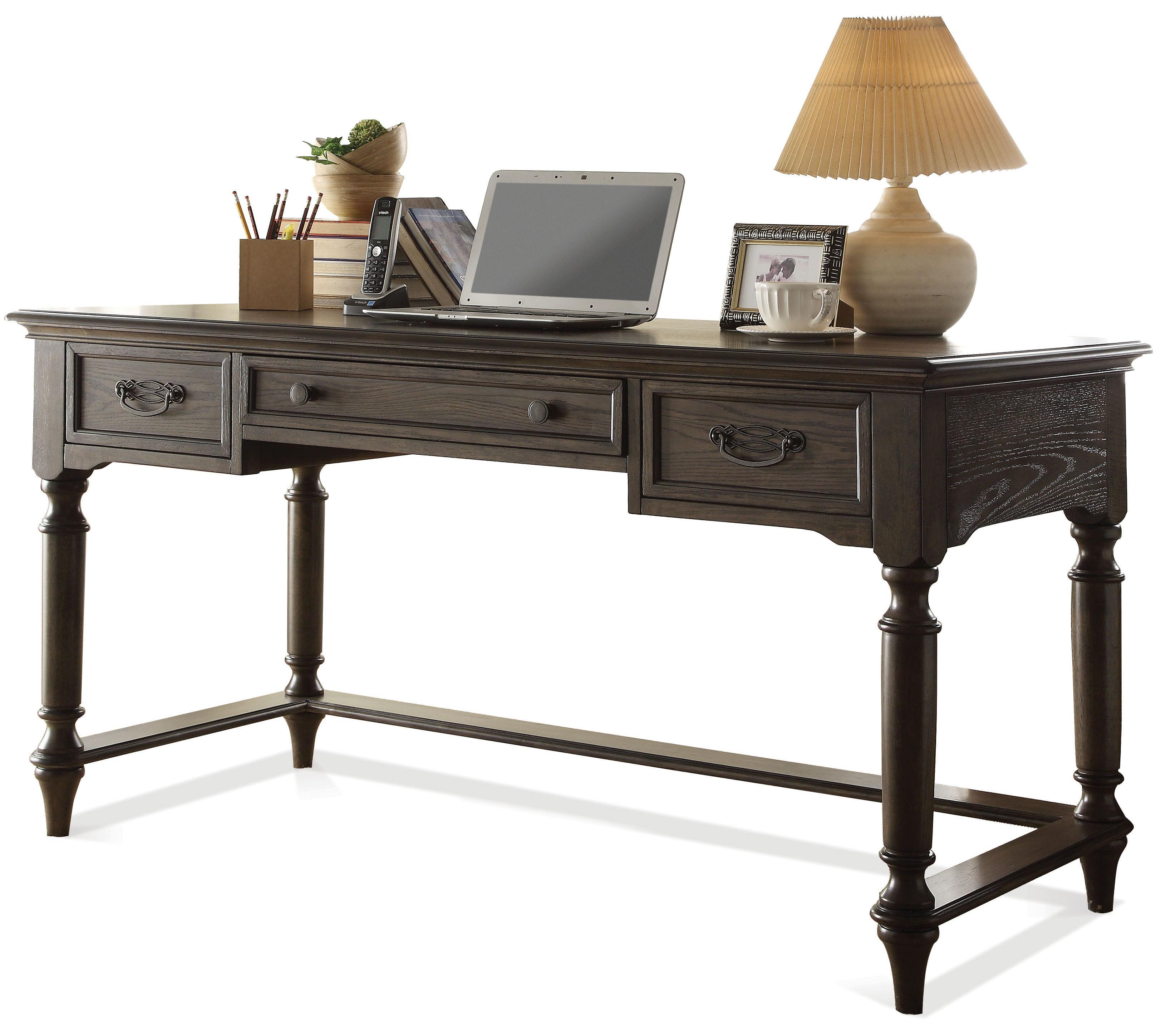 Riverside Furniture Belmeade Traditional Writing Desk W