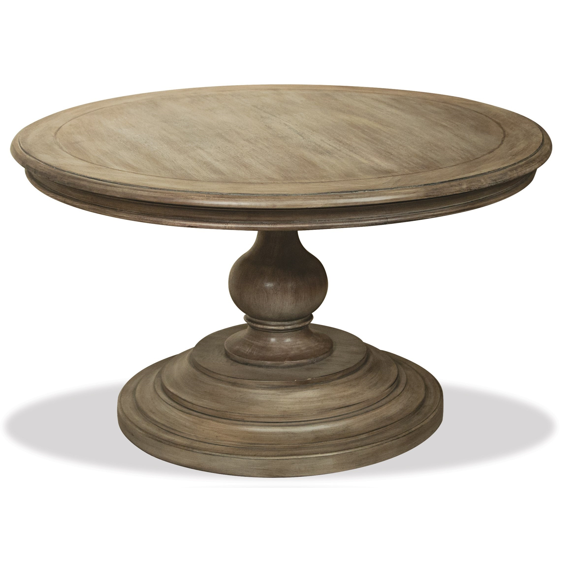 Riverside Furniture Corinne Round Coffee Table Johnny Janosik Cocktail Coffee Tables