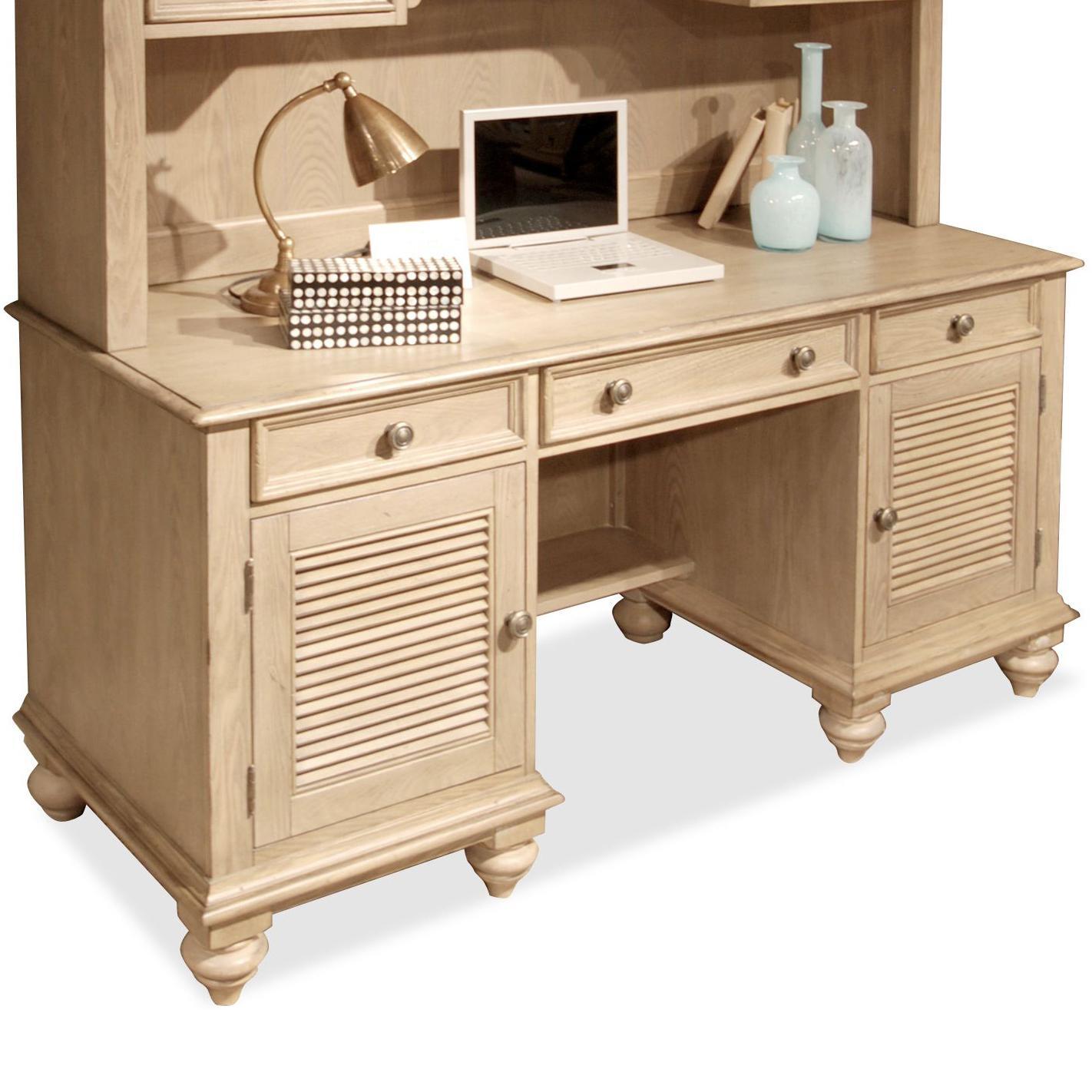Riverside Furniture Coventry Shutter Door Credenza Desk With 2 Doors Value City Furniture