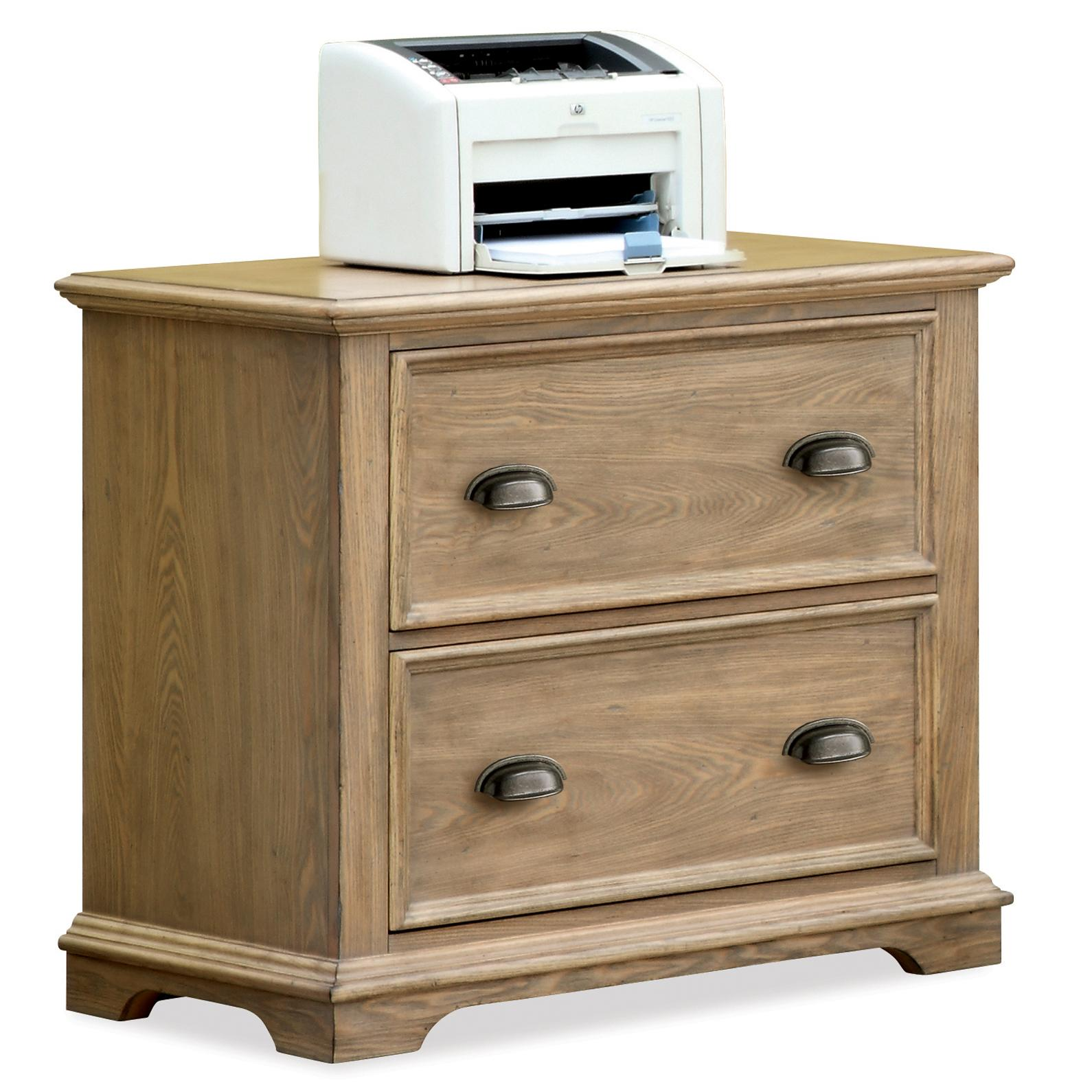 Riverside Furniture Coventry Lateral File Cabinet With 2 Drawers Wayside Furniture Lateral File