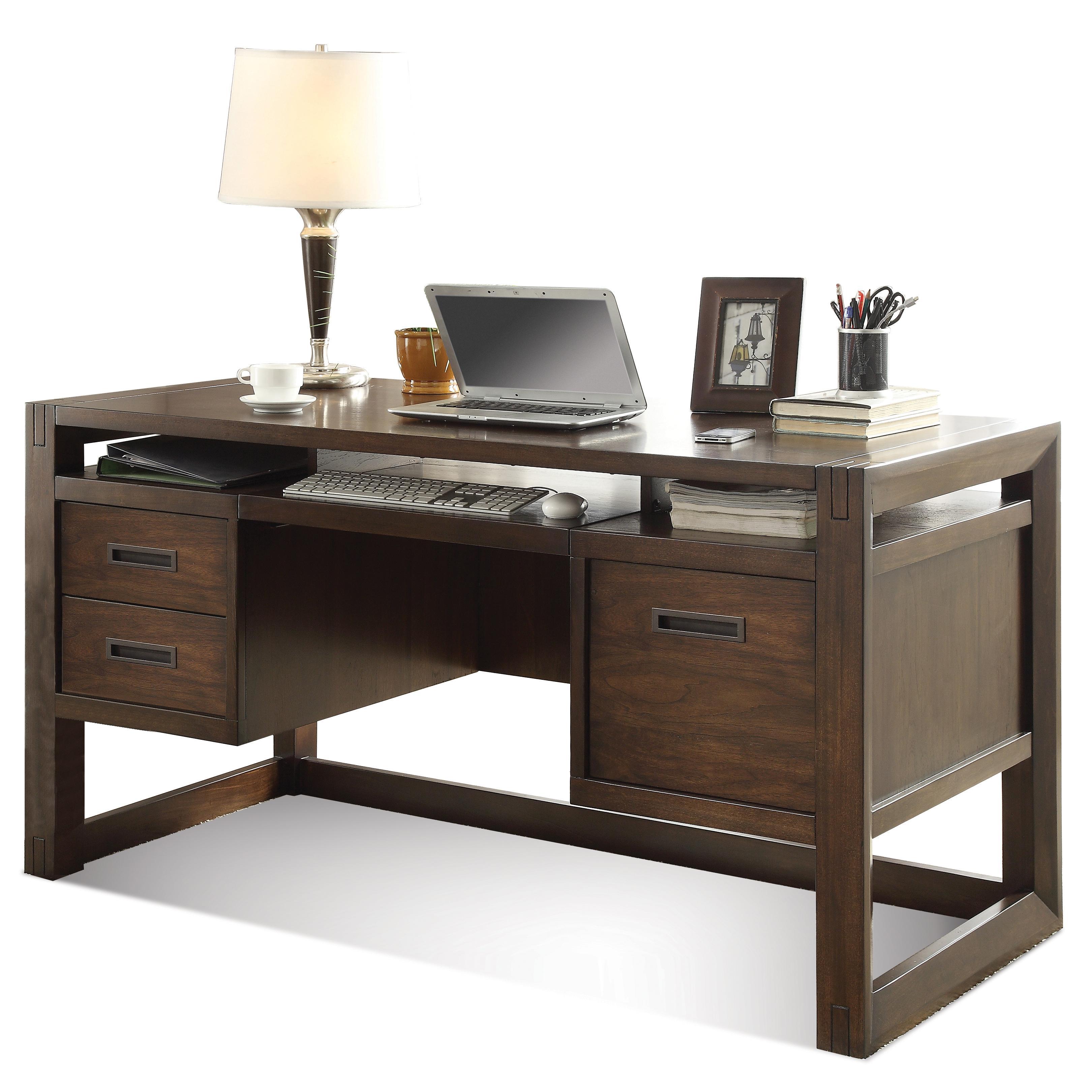 Riverside Furniture Riata Contemporary puter Desk