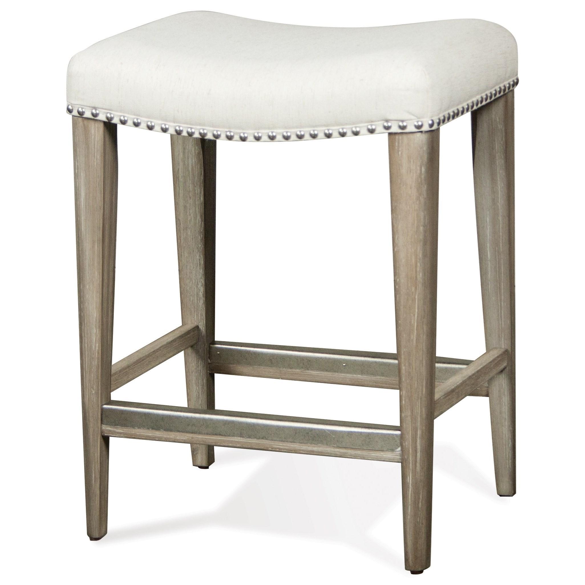 riverside furniture sophie sofa table with backless. Black Bedroom Furniture Sets. Home Design Ideas