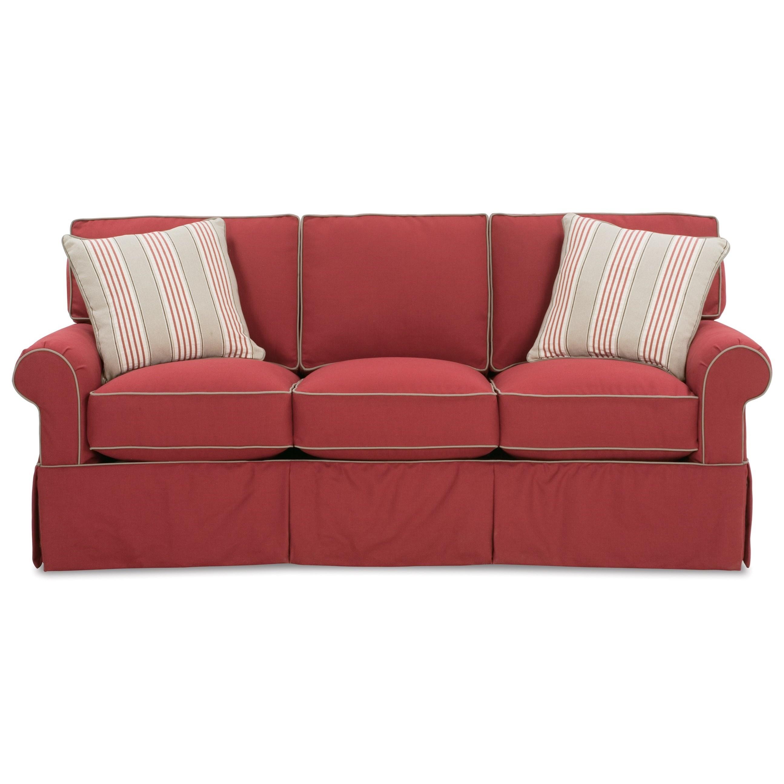 Rowe Hermitage 7880 000 Upholstered Three Seat Sofa Baer