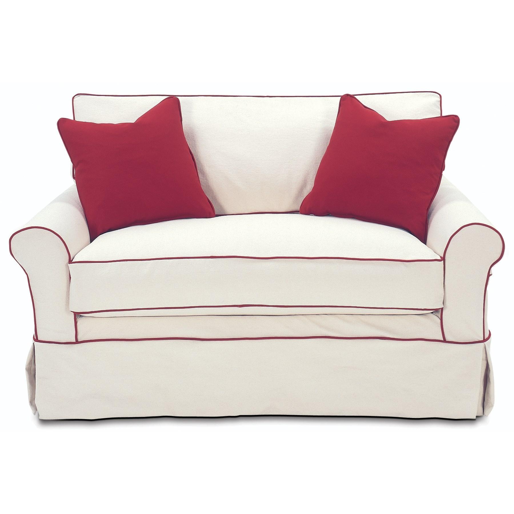 Rowe Somerset Chair With Twin Sleeper Dream Home