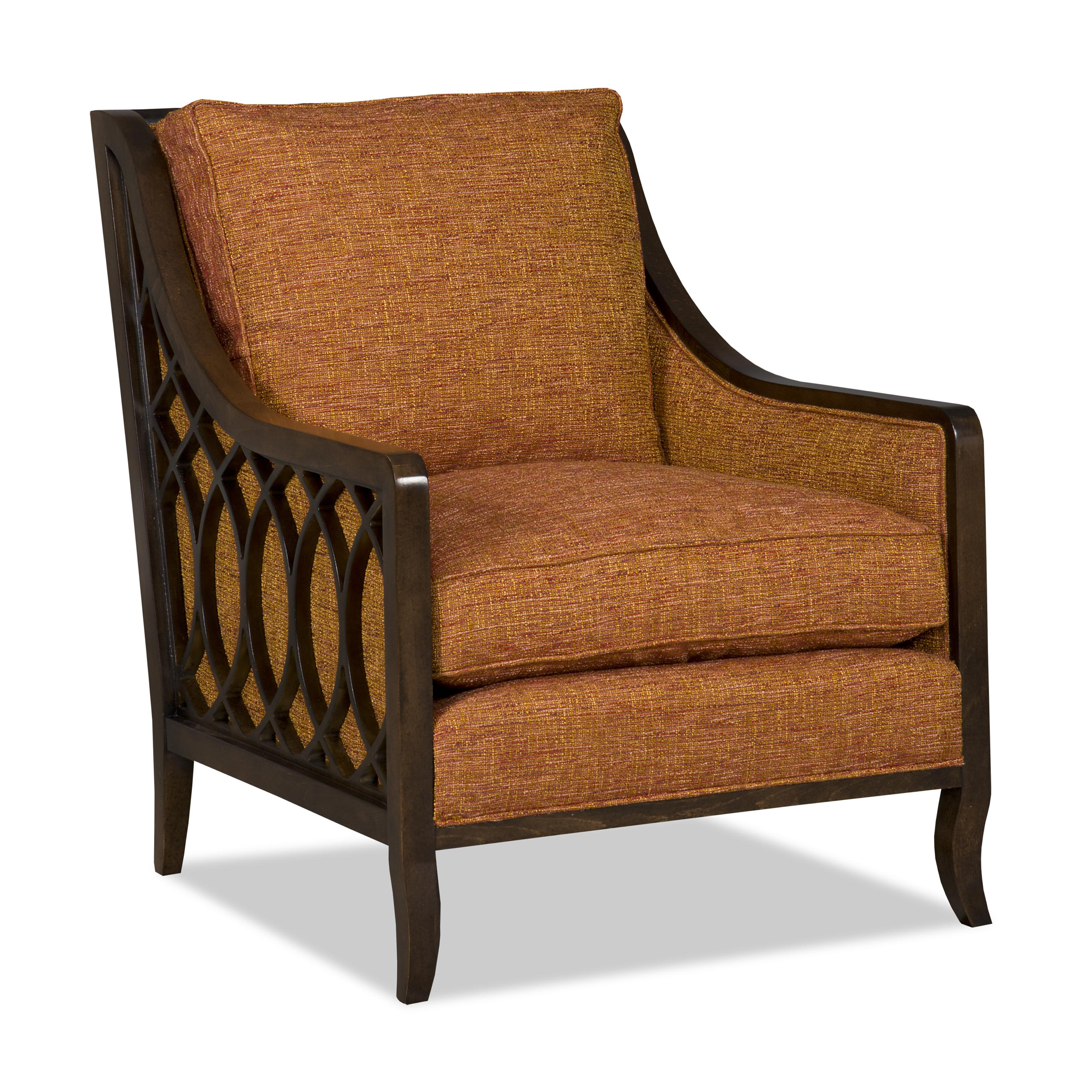 Exposed Wood Furniture ~ Sam moore myla contemporary exposed wood chair