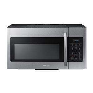 Narrow Countertop Microwave : Samsung Appliances Microwaves 1.7 cu. ft. Over the Range Microwave