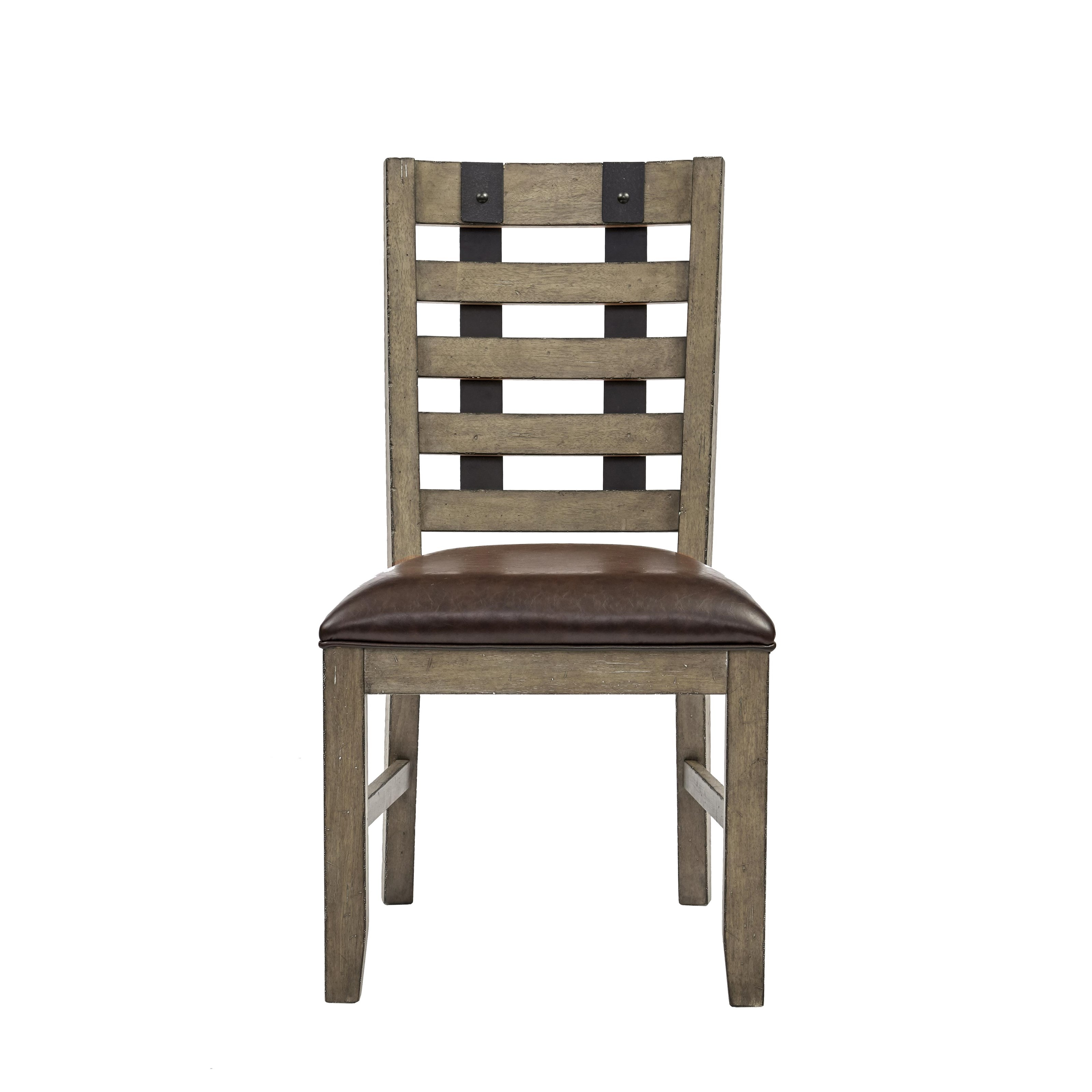 Oregon district metal strap side chair morris home dining side chairs Morris home furniture hours