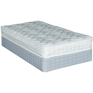 Serta Sertapedic Kimbles Twin Euro Top Mattress