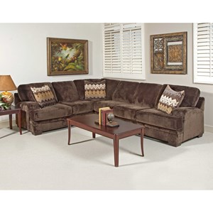 Serta Upholstery By Hughes Furniture 8800 Sofa With Casual Furniture Style For Living Rooms