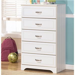 Signature Design By Ashley Lulu 6 Drawer Dresser Wilson S Furniture Dressers