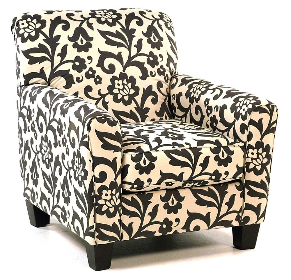 Signature design by ashley central park accent chair in for Park chair design